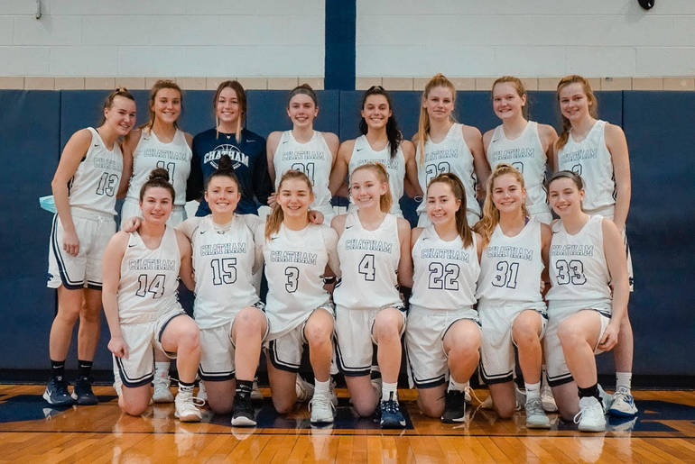 Ford 13 Points, 5 Assists Highlight Chatham Girls Basketball Seniors 'Passing the Torch' to the Next Generation of Cougars