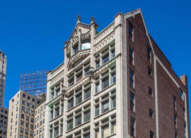 Century-old Properties in Newark's 'Billion Dollar Triangle' to Get Face Lift