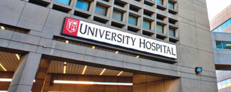University Hospital Receives Antimicrobial Stewardship Recognition Award