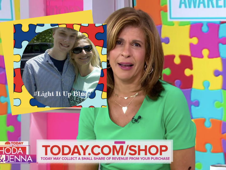 Local Author Featured on NBC's Today Show to Kick Off Autism Awareness Month
