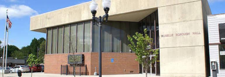 Roselle Borough Hall