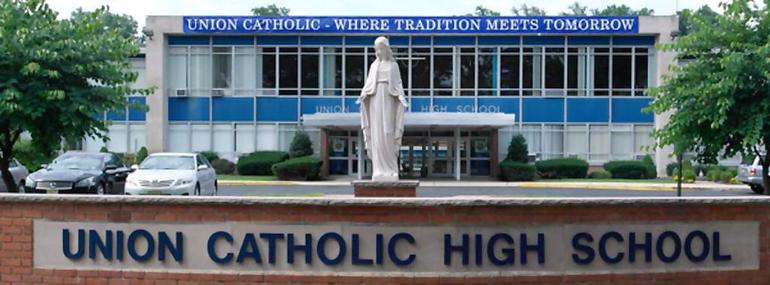 Union Catholic High School, 1600 Martine Ave., Scotch Plains.