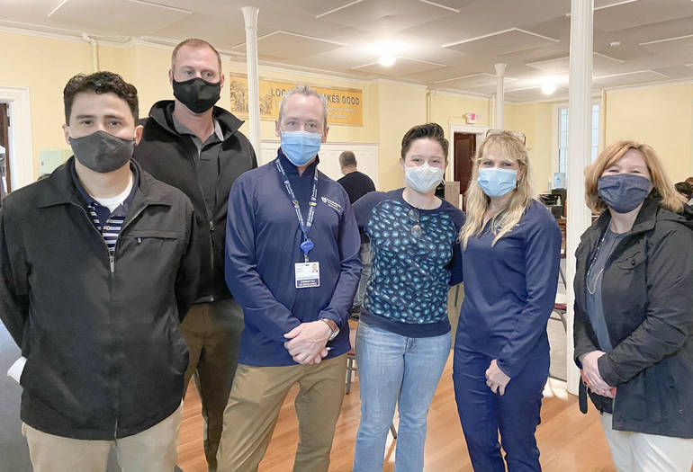 City of Lambertville Holds Successful COVID-19 Vaccination Clinic
