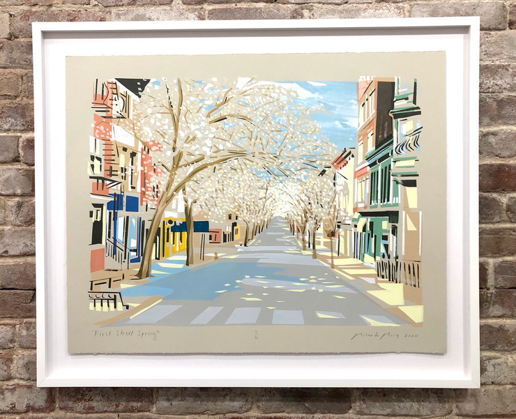 The Roig Collection Opens New Gallery on Washington Street - Saturday, May 1st