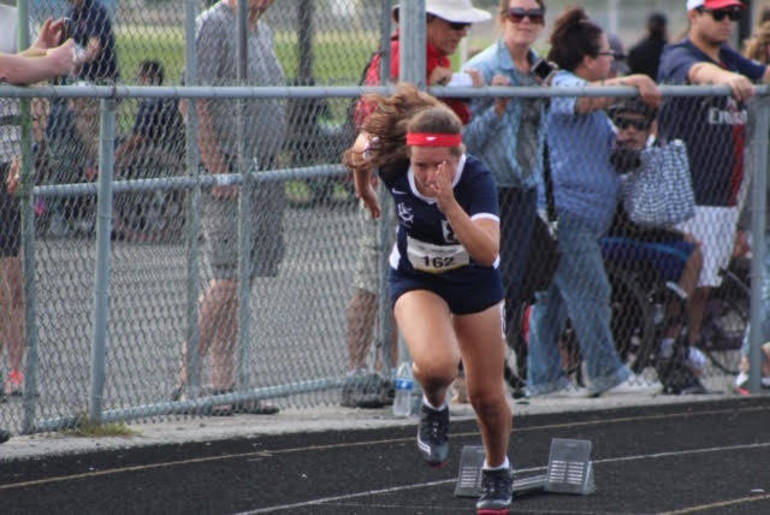 CHS Track Athlete With Cerebral Palsy Ranked Nationally and Internationally