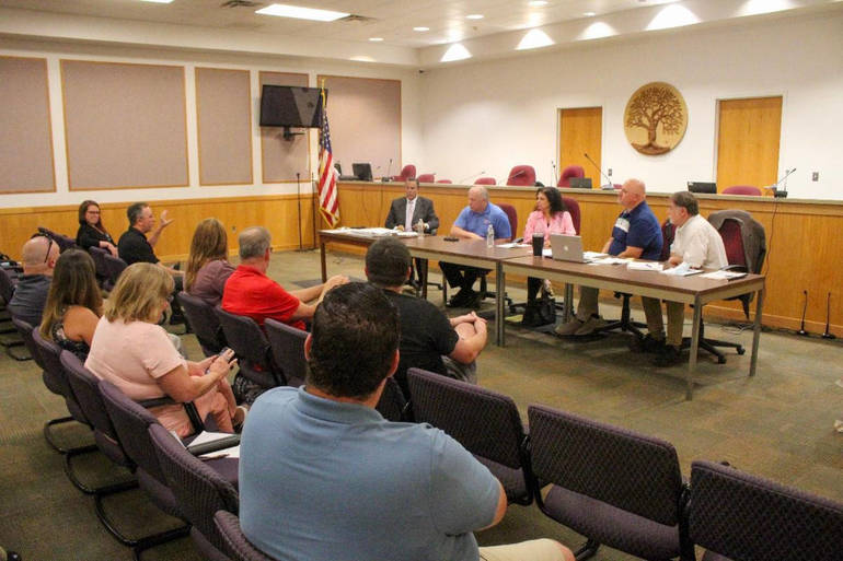 Warehouse Sprawl Prevention Legislation Touted in Mansfield
