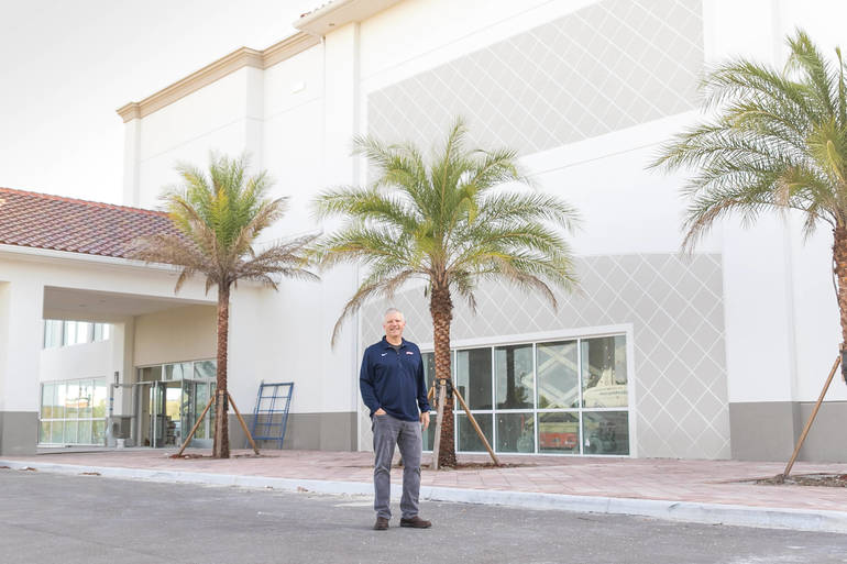 Parkridge Church in Coral Springs Excited For New Building