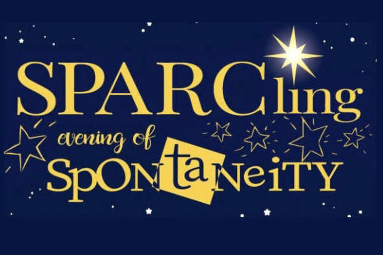 'SPARC'ling Evening of Spontaneity' Presented Live Feb. 27
