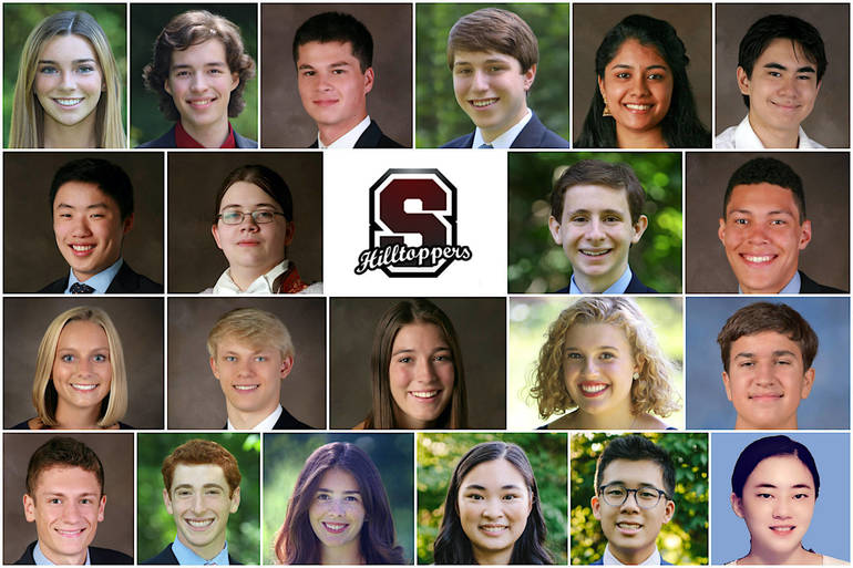 Twenty-One Hilltoppers Receive National Merit Scholarship Program Recognition