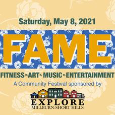 Explore Millburn-Short Hills Announces FAME Community Festival for May 8