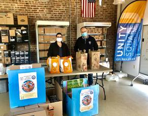 Central Jersey College Prep School Assists Food Insecure this Spring