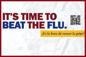 County Offers Free Flu Shots Beginning Sept. 23
