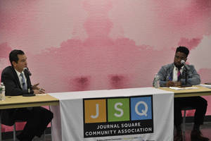 Mayoral Candidates Square Off at Community Candidates Forum
