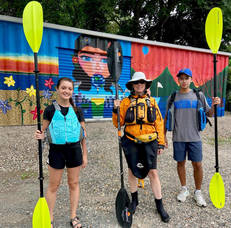 D&R Greenway's Kayak Program Launches at Bordentown Beach