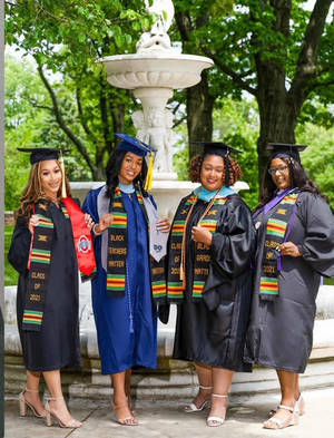 The Family that Studies Together... Four Paterson Women Celebrate Academic Achievements