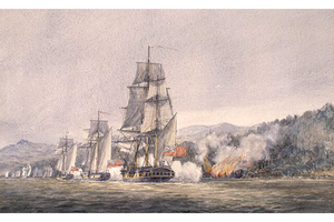 Historian Jack Kelly to Discuss Revolutionary Naval Battle of Valcour with Scotch Plains Public Library