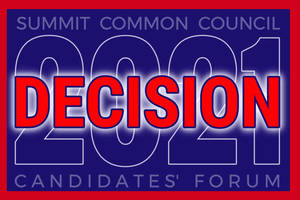 Summit Council Candidates Share Platforms, Positions on Issues at LWV-Sponsored Forum