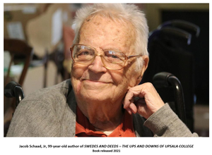 99-Year-Old Author to Hold Book Signing in Kenilworth