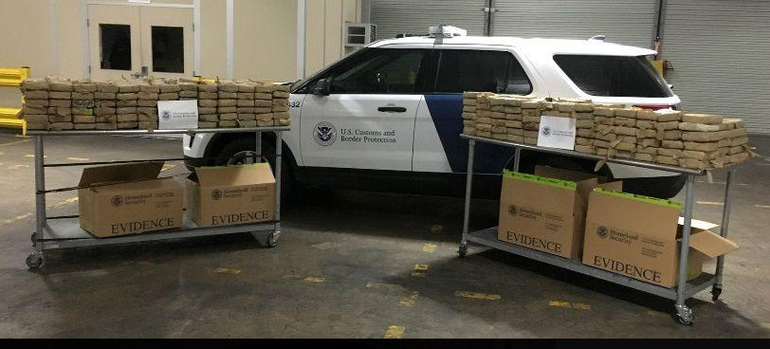 US Customs 38 Million Cocain found at Philadelphia Port.PNG