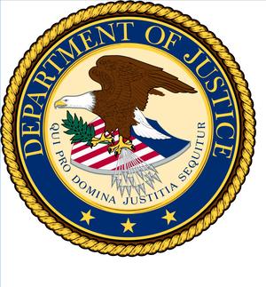 Carousel image 9f7ec294579b3217c9f9 us doj symbol department of justice