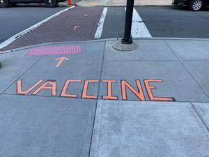 Vaccine Distribution in NJ Newark NJIT