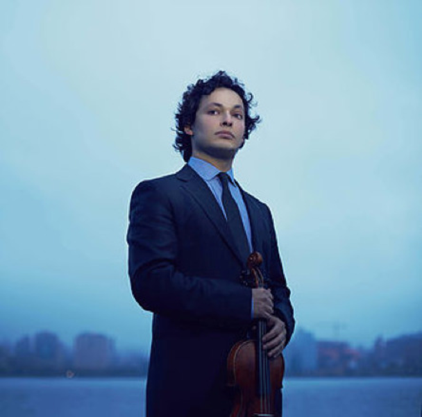 Violinist Yevgeny Kutik presented by the Morris Museum with pianist Randall Hodgkinson