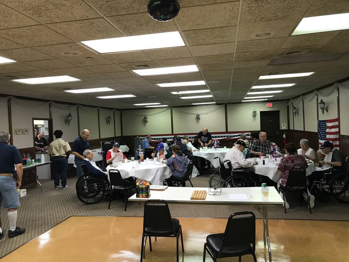 South Plainfield Knights of Columbus 4th Degree 2018 Annual Luncheon for Veterans
