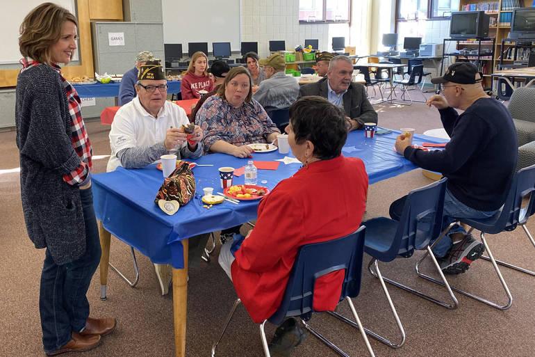 Veterans Breakfast with staff2.jpg