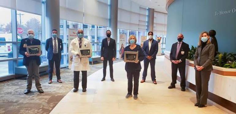Clara Maass Medical Center Receives Donation of ...