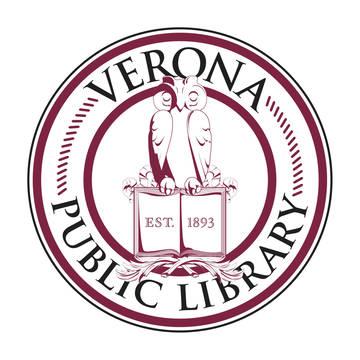 Top story 86b85a5dccbe254d32a4 verona library   logo 2018   round   blk
