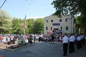 Randolph VFW 9/11 Remembrance Service  at 11:00 am