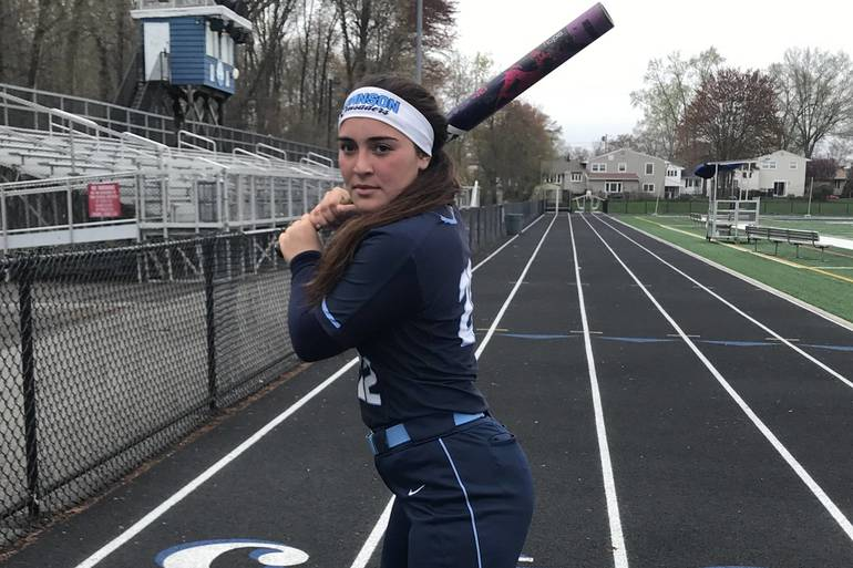Softball: Victoria Zatko Joins Sisters in Reaching 100