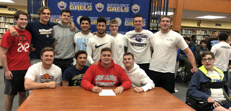 Vincent Manganella w Teammates and Friends.jpg