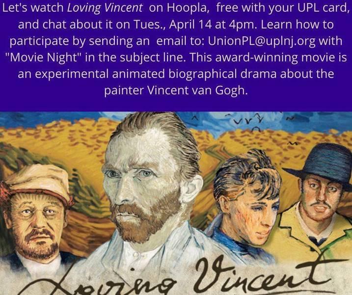 UPL Virtual Movie Club
