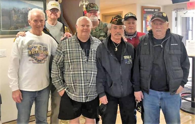 Mahopac VFW Marks National Vietnam War Veterans Day
