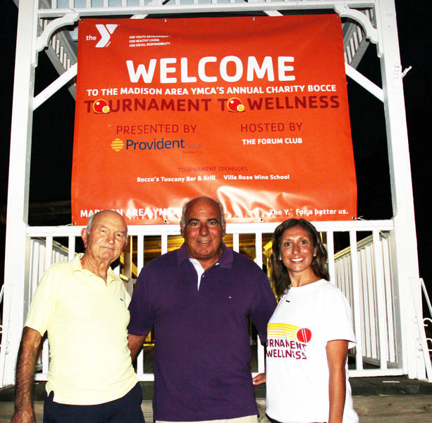 "Madison Area YMCA 18th Annual Charity Bocce Invitational ""Tournament to Wellness"" Kicks Off"