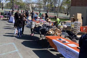 Victims of Crime Outreach Event Reaches Hundreds of Newark Residents