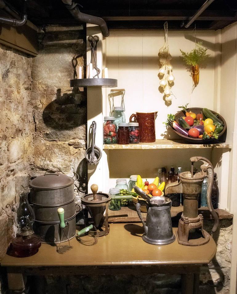 Van Kirk Kitchen corner