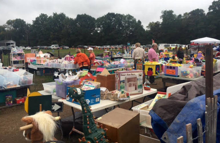 Toys at VNA rummage sale
