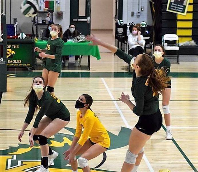Volleyball: Morris Knolls Back to its Winning Ways