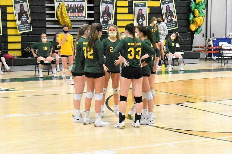 Volleyball: Morris Knolls Falls to Tenafly in Semifinal of North 1, Group 3, Tournament