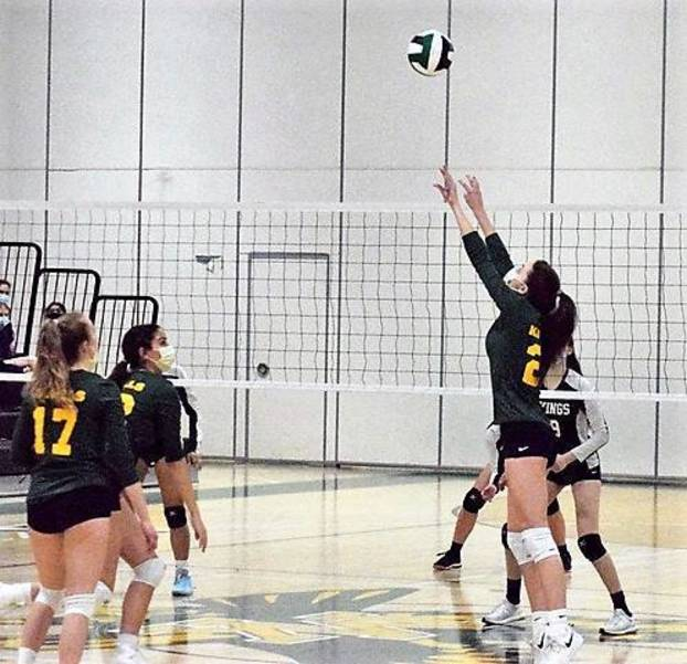 Volleyball: Morris Knolls Defeats Parsippany Hills on Senior Day