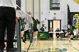 Volleyball: Morris Knolls Defeats Montville in N1G3 Quarterfinals