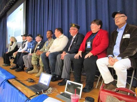 Local War Veterans Visit Valleyview School - TAPinto.net