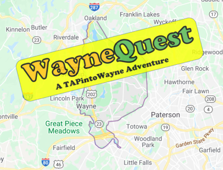 Over $1,000 in Prizes for the First-Annual WayneQuest: A TAPinto Adventure
