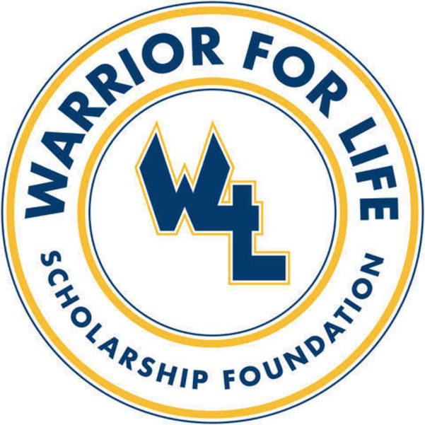 Warrior For Life presents $16,000 in scholarships to graduating Franklin Seniors