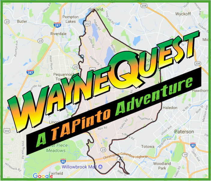 Last Chance for Over $1500 in Prizes. This Saturday is WayneQuest