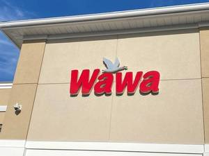 Route 130 Wawa Opens it's Doors Officially