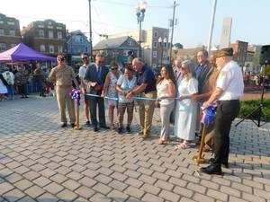 New Brunswick Honors Fallen Heroes, Celebrates Esperanza Neighborhood as Park Reopens