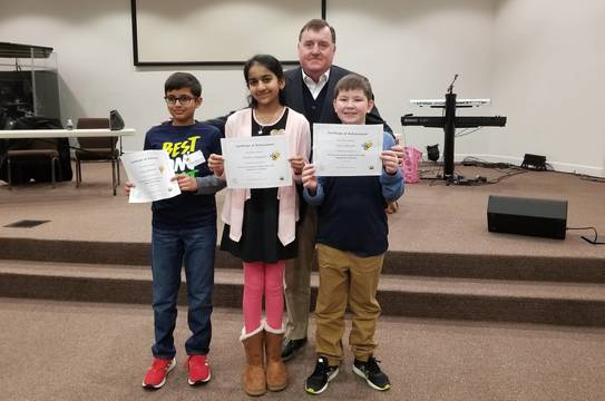 Top story 5c02a8f1157bb2121ee2 wc spelling bee district winners with mayor